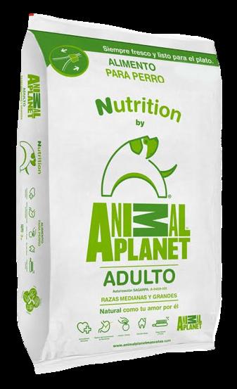 alimento para perros animal planet