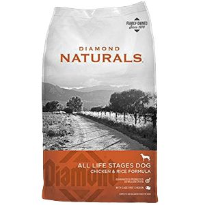 alimento para perros diamond naturals all life stages