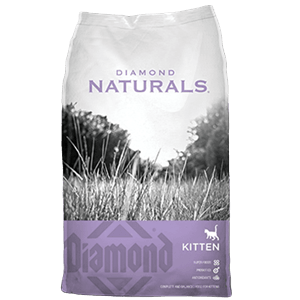 ALIMENTO PARA GATITOS DIAMOND NATURALS KITTEN