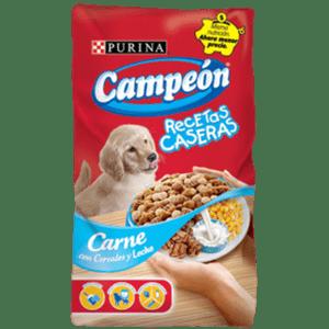 ALIMENTO PARA PERROS CAMPEON PUPPY