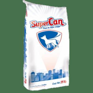ALIMENTO PARA PERROS SUPER CAN