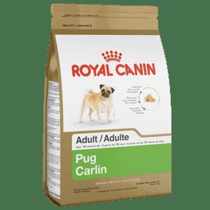 ALIMENTO PARA PERROS ROYAL CANIN PUG ADULTO